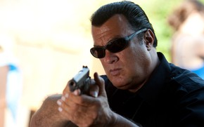 Picture background, actor, the series, actor, glasses, Steven Seagal, Steven Seagal, Real justice, True Justice, Elijah …
