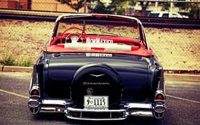 Picture Chevrolet, Ass, Vintage, Old car