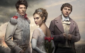 Picture UK, the series, actors, characters, War and peace