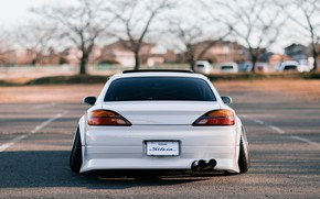 Picture S15, Silvia, Nissan, Wide Body