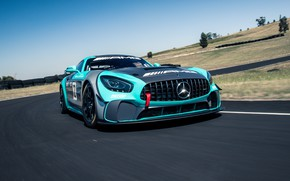 Picture Mercedes-Benz, AMG, GT4, 2019
