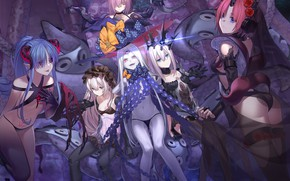 Picture Girls, Characters, Fate / Grand Order, The destiny of a great campaign
