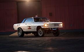Picture Chevrolet, Hot Rod, Chevelle, Race car, Gasser