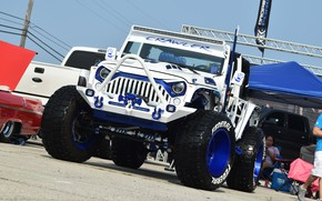 Picture Tuning, Custom, Jeep, Jeep Wrangler, Tuning Car, Jeep Wrangler