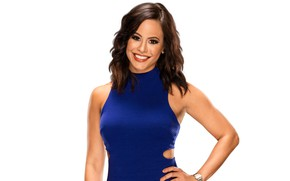 Picture WWE, leading, journalist, announcer, WWE Women Superstars ▪ Divas, Charlie Caruso, Charly Arnolt, Charly Caruso