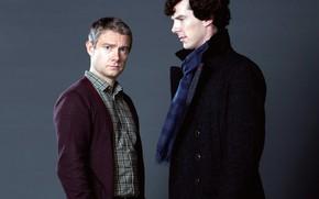 Picture Sherlock Holmes, Martin Freeman, Benedict Cumberbatch, Sherlock, Sherlock BBC, Sherlock Holmes, partners, John Watson, Sherlock …