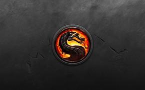 Picture metal, the game, black background, mortal combat, mortal Kombat