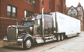 Picture Truck, Kenworth, Tractor, W900