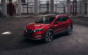 Picture Nissan, Rogue, Sport, crossover, 2019