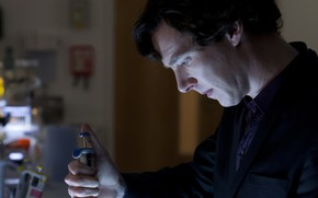 Picture Sherlock Holmes, laboratory, Benedict Cumberbatch, Benedict Cumberbatch, Sherlock, Sherlock, Sherlock BBC, Sherlock (TV series)