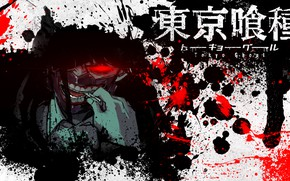 Picture mask, Tokyo Ghoul, Tokyo ghoul, The Kaneko Ken