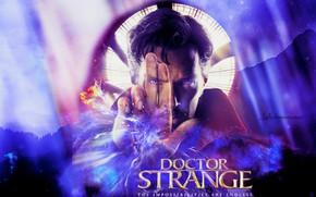 Picture Benedict Cumberbatch, Movie, Doctor Strange