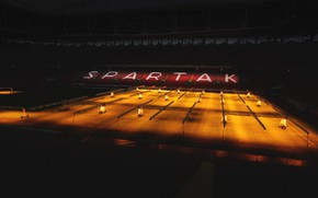 "Picture Field, Light, Football, Stadium, Spartacus, Spartak, Meat, 1922, Red-white, FC Spartak, madeinkipish, ""Spartak-Moscow"", Spartak Moscow, …"