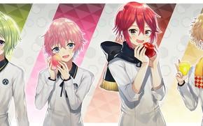 Picture Fruit, Characters, Touken Ranbu