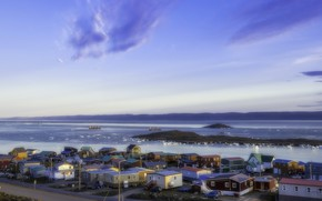 Picture the city, Anchorage, Frobisher Bay