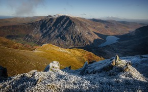 Picture Wales, Snowdonia, Glyderau