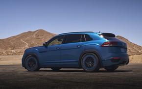 Picture Concept, Volkswagen, Atlas, Cross, Sport GT, 2021
