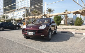 Picture car, 2006, cayenne, porshe, cars