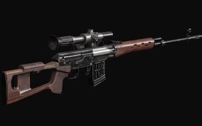 Picture Russia, SVD, Dragunov Sniper Rifle