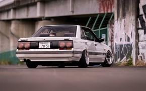 Picture Nissan, Skyline, JDM, Japan Car, Passage GT
