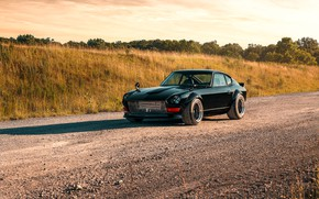Picture road, design, style, sports, Nissan, Car, Datsun, 240z 6