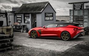 Picture Aston Martin, Zagato, Vanquish, Shooting Brake