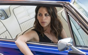 Picture auto, look, the series, in the car, Sons of Anarchy, Sons of anarchy, Inbar Lavi, …