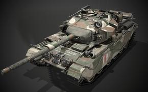 Picture Britain, Main battle tank, Centurion Mk. 9