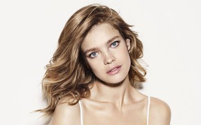 Picture look, pose, model, makeup, actress, hair, Natalia Vodianova, Natalia Vodianova