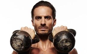 Picture face, pose, portrait, training, workout, workout, fitness, weights, CrossFit, Crossfit, Crossfit