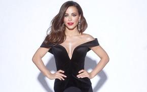 Picture look, pose, figure, actress, neckline, singer, TV presenter, Ani Lorak, composer, hair, model, Ani Lorak, …