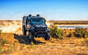 Picture Auto, Machine, Speed, Truck, Race, Master, Russia, 2018, Kamaz, Rally, KAMAZ-master, Rally, KAMAZ, The roads, …