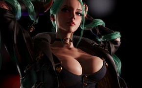 Picture Girl, Chest, Girl, Tits, Sexy, Boobs, Breast, Succubus, Sexy, Beauty, Sexy, Beautiful, Rendering, Rendering, Succubus, …