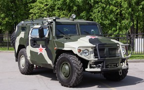 Picture auto, Tiger, jeep, car, Tiger, armored car, Gas, gas, armored car, 2330 Tiger