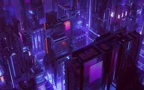 Picture the city, Music, Rain, Background, 80s, Fiction, Neon, 80's, Synth, Retrowave, Synthwave, New Retro Wave, …