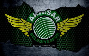 Picture wallpaper, sport, logo, football, Akhisarspor