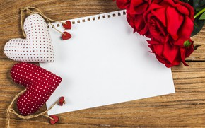 Picture love, flowers, heart, roses, red, love, romantic, hearts, valentine's day, gift, roses