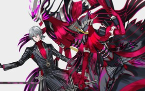 Picture guy, Fate / Grand Order, Monty, The destiny of a great campaign