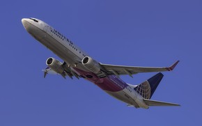 Picture the plane, the rise, a passenger plane