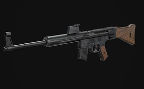 Picture Assault rifle, Mauser, StG 45