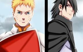 Picture guys, Naruto, Naruto, Sasuke Uchiha, Naruto Uzumaki
