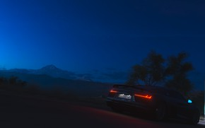 Picture Audi R8, game, Forza Horizon 3