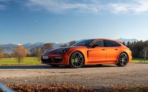 Picture Sport Turismo, E-Hybrid, 2020, (971), Panamera 4