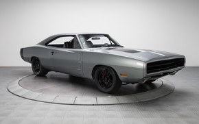 Picture Muscle, Dodge, Charger, R/T, Vehicle