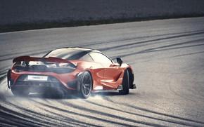 Picture McLaren, 2020, V8 twin-turbo, 765 LT, 765 HP, 765LT