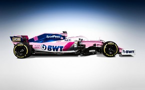 Picture formula 1, the car, 2019, Racing Point F1