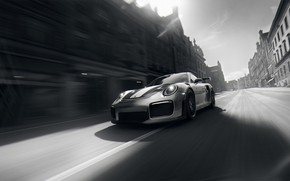 Picture Auto, Machine, Car, Porsche 911, Sports car, Sportcar, Game Art, Mikhail Sharov, Porsche 911 GT2 …