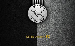Picture wallpaper, sport, logo, football, English Premier League, Derby County