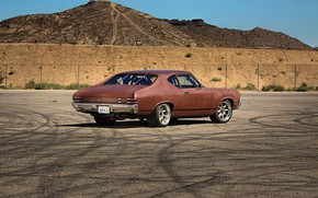 Picture Hot Rod, Chevy, Chevelle