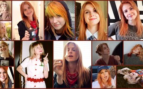 Picture hayley williams, collage, cutie